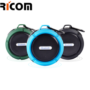 Promotion Gift Cheap Price Mini Portable Ipx4 Outdoor Waterproof Wireless Speaker Active Music Shower Tower