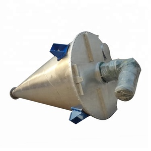 chemical powder double screw cone mixer/screw blender