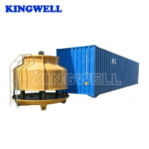 12tons containerized block ice making machine plant