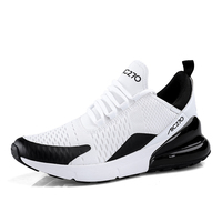 YT Shoes Hot Sale Fashion Breathable Sneaker Casual Running Shoes For Men