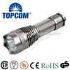 aluminum torch long lighting distance cree led tactical flashlight TP-1841G