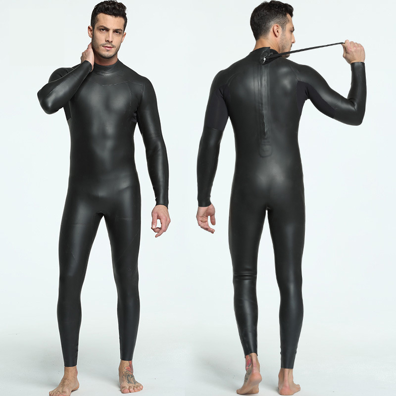 3mm Neopreen Wetsuit Surf Triathlon Duikuitrusting Spearfishing Pak Neopreno Pesca Submarina Plus S XXL