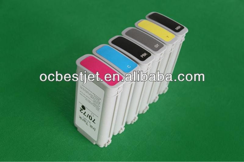 Ocbestjet Compatible Inks Cartridge For Hp Designjet T1100 Plotter ...
