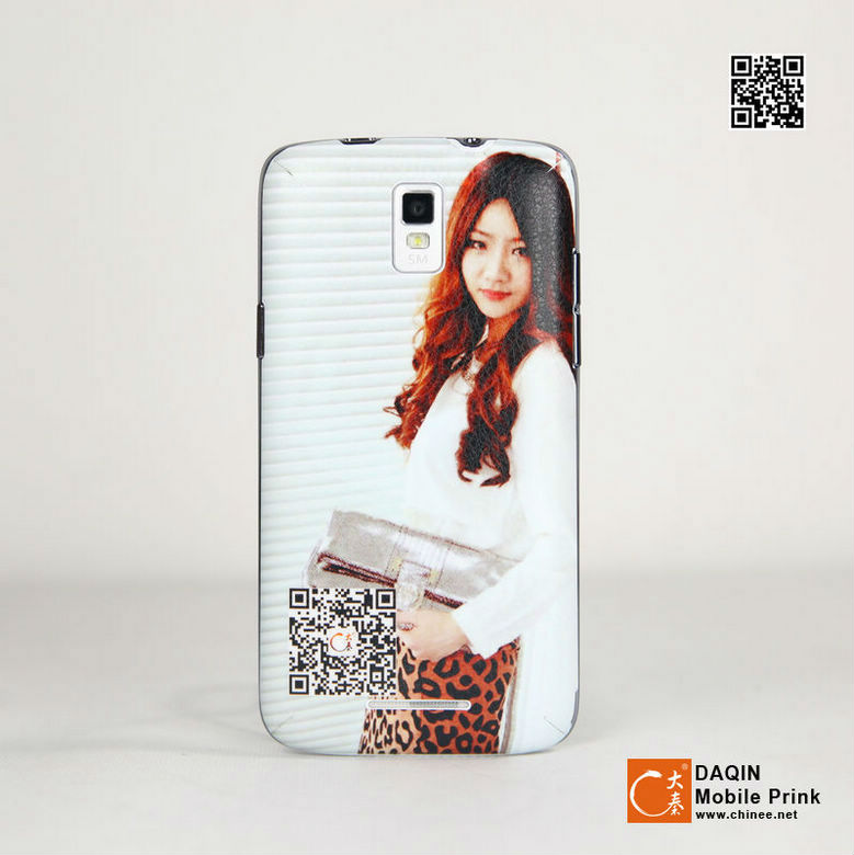 Automatic Mobile phone case printer for 3m vinyl sticker