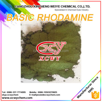 rhodamine b colour dyes