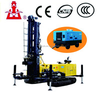 kw30 deep pole hole drilling rig earth drill machine