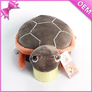 Winter hot sell toys kawaii animal plush turtle electric hot water bag