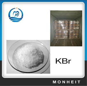 Direct Fabricate Pharmaceutical Grade KBr 7758-02-3 Potassium Bromide