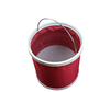 9L Portable outdoor camping folding bucket car wash fishing bucket