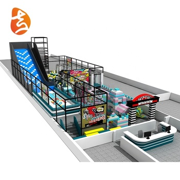 Wholesale indoor soft play playground equipment sale use for children