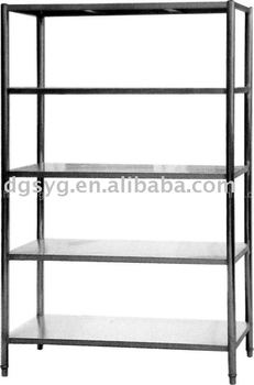Stainless Steel Plate Storage Rack And Pen Metal Storage Rack