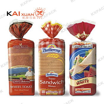 Export Good Price Bread Packaging Design Full Printing