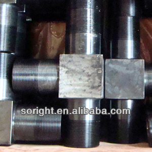 High pressure pipe fittings tee/elbow/hammer union for oil drilling