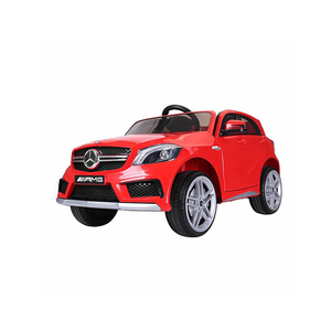 battery power radios light plastic making low price benz kids toy cars red