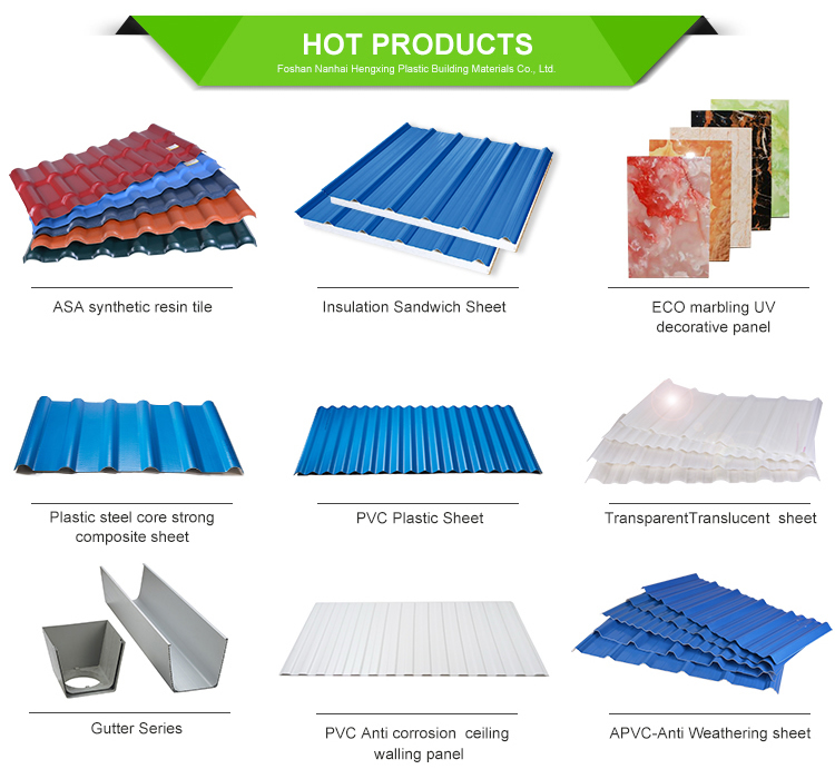 2018 best factory price high quality rain pvc gutter and accessories/Plastic Building Materials