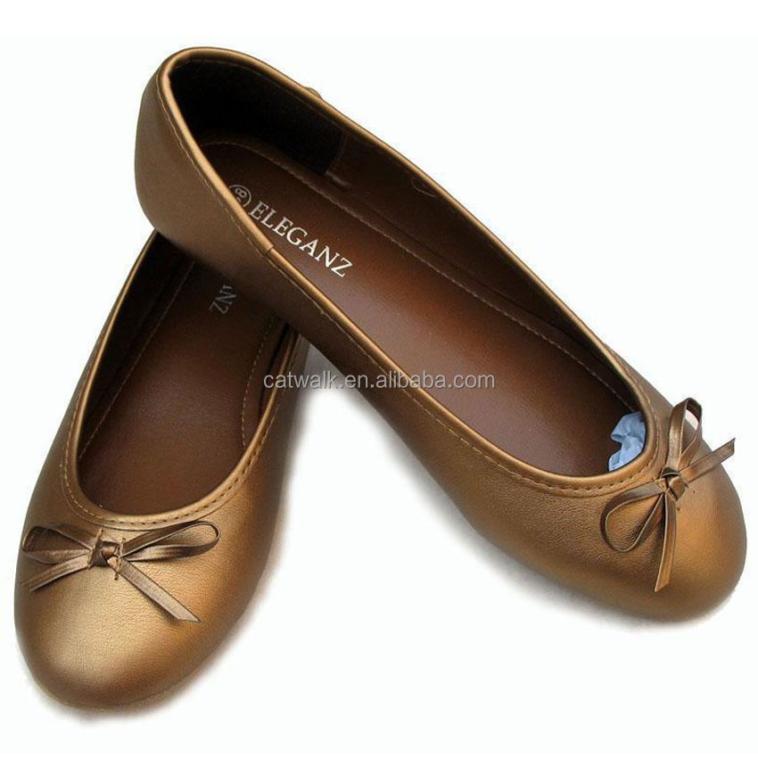 Catwalk-f0229-1 China Cheap Flat Shoes Latest Design Lady Flat ...