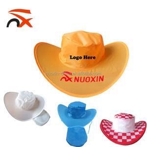 9f9b64a06 Wholesale Promotional Polyester Folding Design Foldable Hat