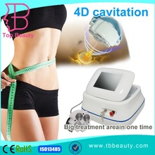 Body Shaping Ultrasound 4d Cavitation Slimming Physical Therapy Equipments