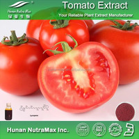 100% Natural Tomato Extract Lycopene 5% (CAS#: 502-65-8)