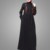 Excellent Quality Embroidered Long Kaftan Dress Top Selling Black Middle East Dubai Saudi Arabain Clothing Muslim Abaya
