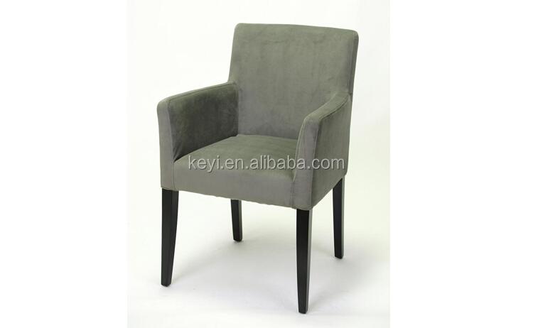 Hoes Voor Stoel : Moderne grijze afneembare velours hoes stof hotel stoel