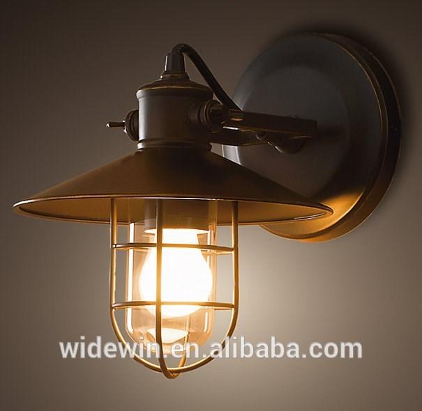 suspension de la lumi re mur escalier vintage coin lampe lampe support mural lampe murale id. Black Bedroom Furniture Sets. Home Design Ideas