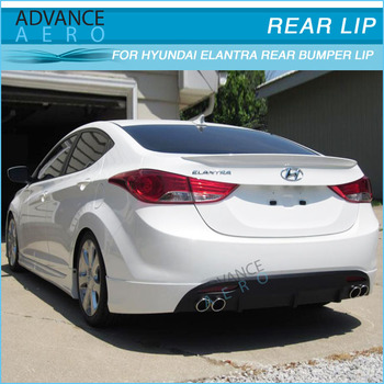 For 11-13 Hyundai Elantra Avante Md 4d Oe Style Pp Lower Auto ...