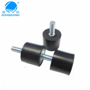 vibration isolation mounts for engine/rubber buffer for machinery