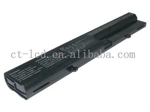 6 Cell Li-ion 10.8 4400mAh Replacement for H-P Notebook 6520S Laptop Battery