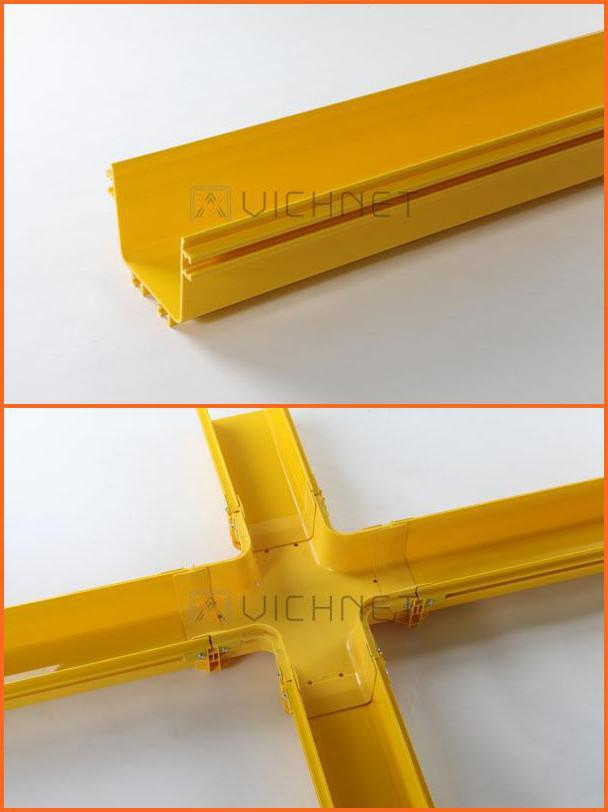 Pvc Cable Tray : China optical pvc plastic cable tray suppliers with sgs