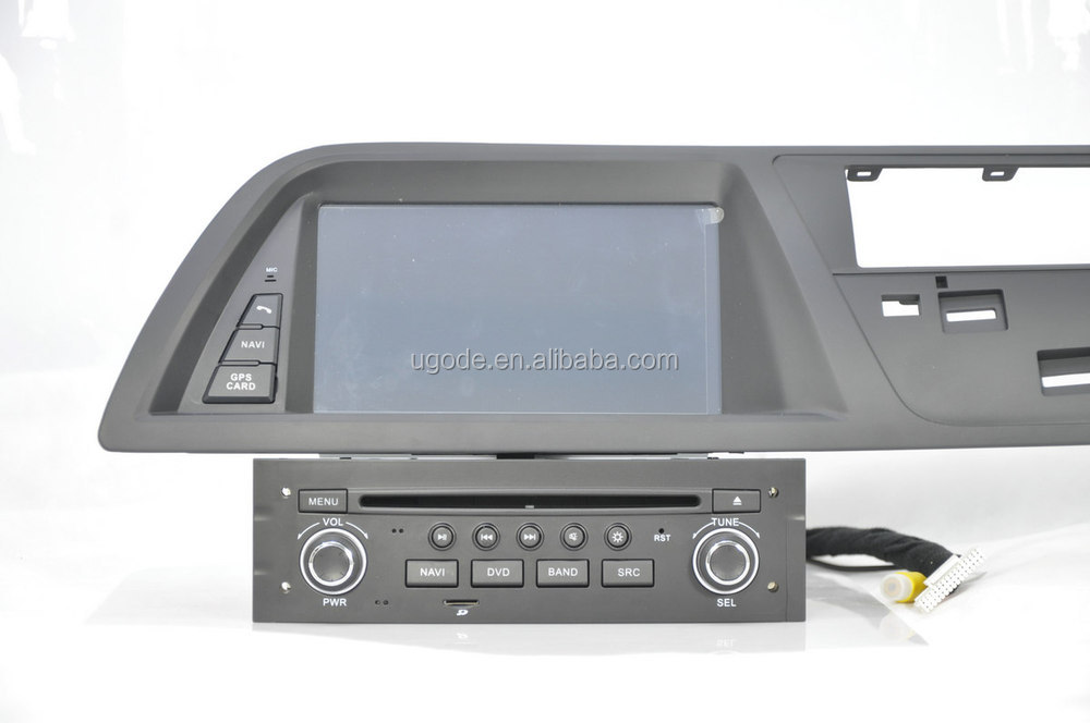 7 for citroen c5 car dvd player citroen c5 car radio with gps and bluetooth buy citroen c5. Black Bedroom Furniture Sets. Home Design Ideas