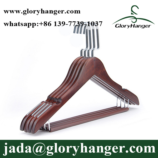 Top Quality Wooden Hanger For Women's Coat,Suit Hanger For Hotel Storage