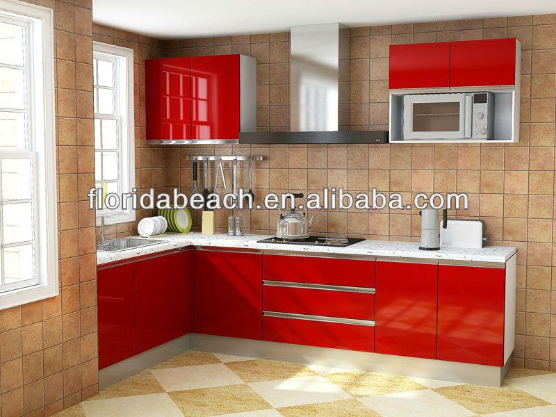 Fashion Vinal Wrap High Gloss Kitchen Buy Kitchen Kitchen