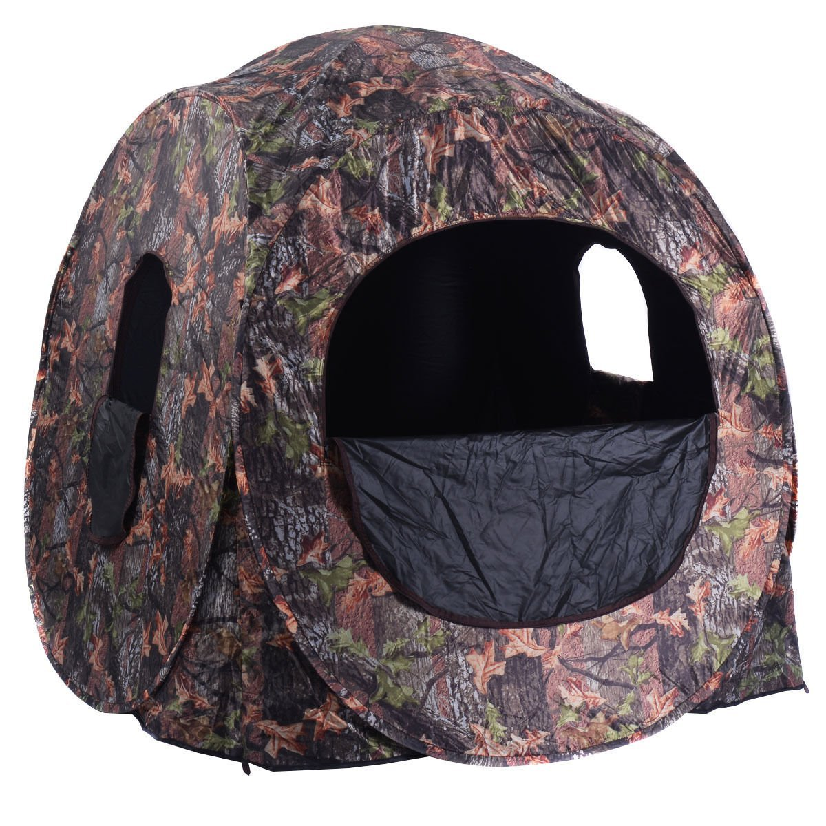 deer mesh up pop window camo proof tangkula blinds com ground sports portable outdoors weather hunting hunter amazon dp blind