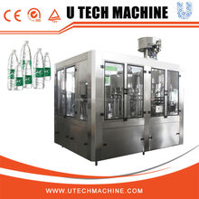 Automatic Pure&Mineral Water Filling Production Machine