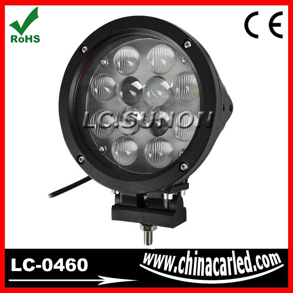 NEW 7 inch 60W <strong>CREE</strong> LED Driving Light