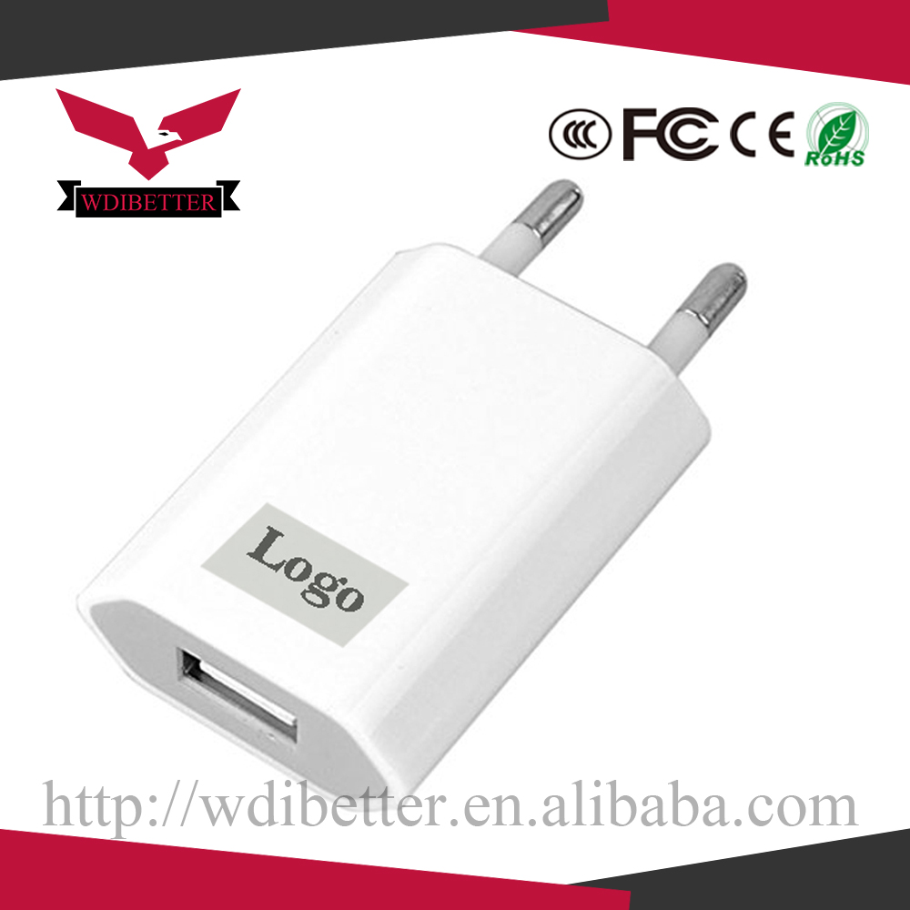 European Mobile Phone Charger Logo Gift Manufacturers