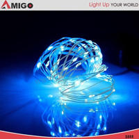 Birthday Party 3M 30lights led ball string light with Supply Power