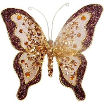 Christmas Butterfly Decoration With Clip Buy Christmas Decoration