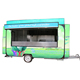 customized luxury mobile kitchen travel trailers food truck