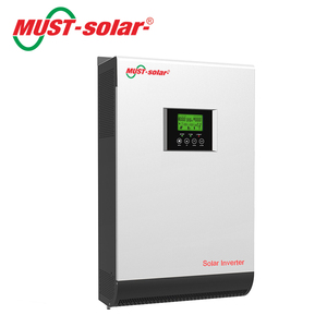 Chinese factory MUST PV18 LHM Series 110V solar Inverter for Mexico market 3KW off-grid solar Inverter MPPT efficiency max 98%