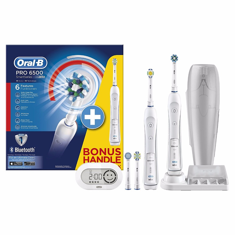 Smart Series 6500 Electric Rechargeable Toothbrush