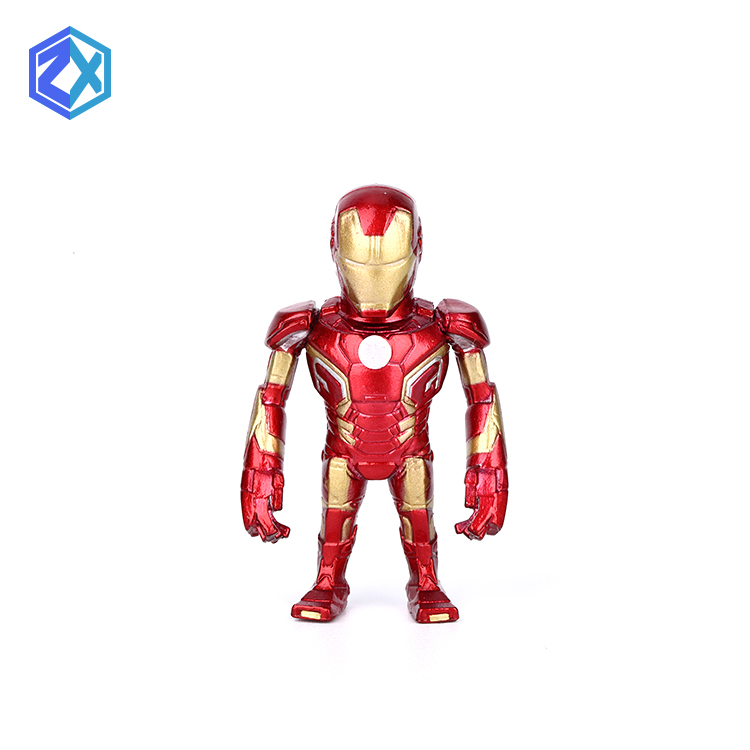 New product 2017 wholesale custom figurines lifelike movable action figures