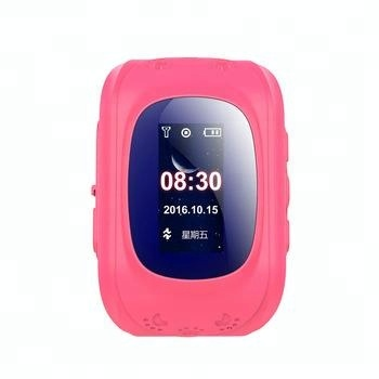 Smart Anti Lost SOS Call Location Finder q50 kids wifi gps watch