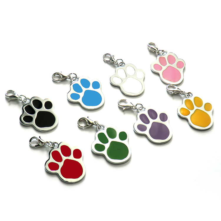 Custom personalized Dog Tags Engraved <strong>logo</strong> with puppy pet ID name