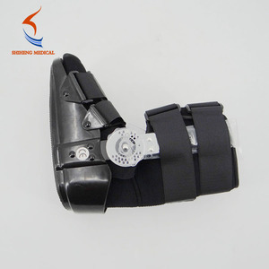 Air bag Walker support for broken leg / fracture ankle support