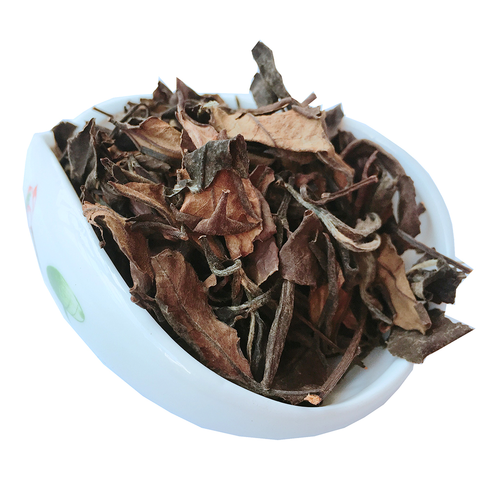 Chinese Natural Fermentation Refine Loose Tea For Skin Beauty Slimming White Tea - 4uTea | 4uTea.com