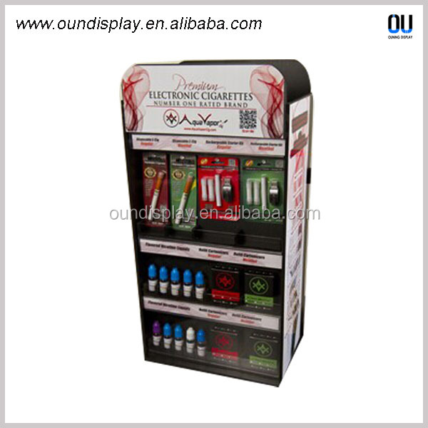 Cigarette Merchandiser Display Rack Sliding Door Cabinet