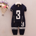 Children s clothing wholesale new spring and autumn cotton T shirt cute boys long sleeved T