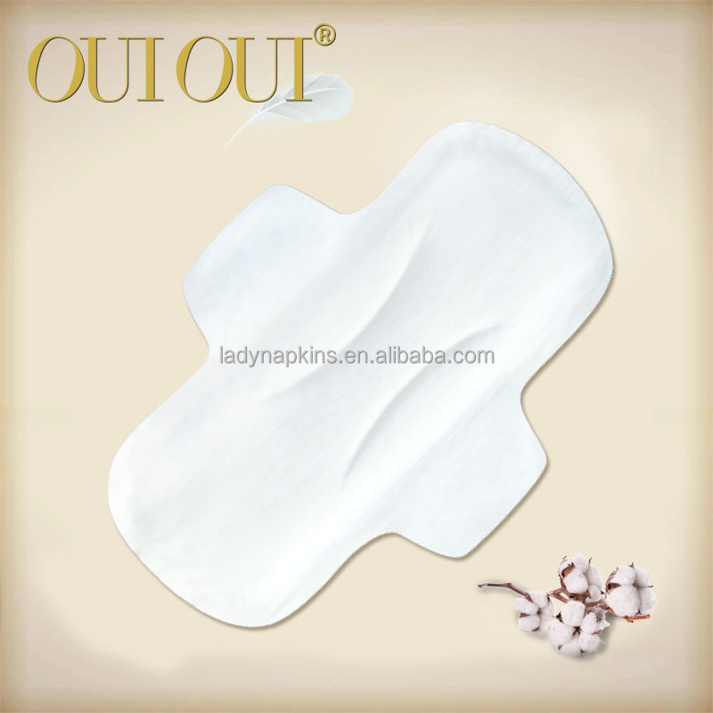 Factory directly sell OEM sanitary pads ( create your company logo )